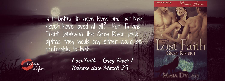 Lost faith - 7 days to go