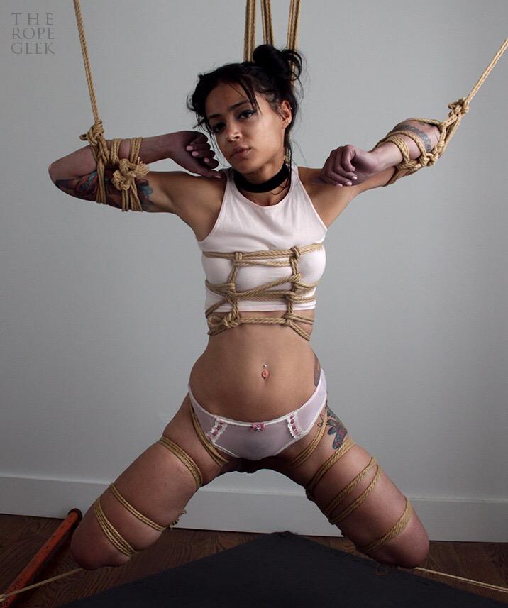 Women tied up bondage