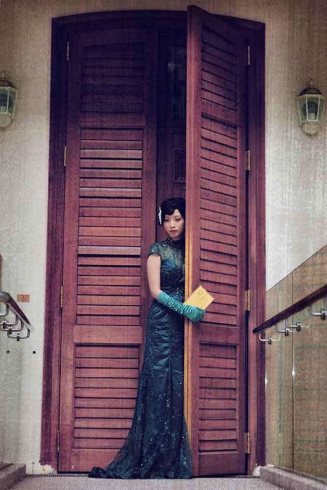 Flora Cheung is Hong Kongs kinkiest actress - SimplySxy