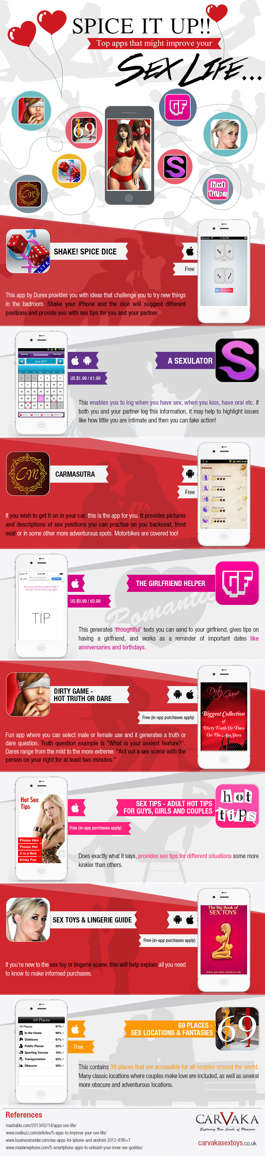 Apps to Improve Your Love Life12