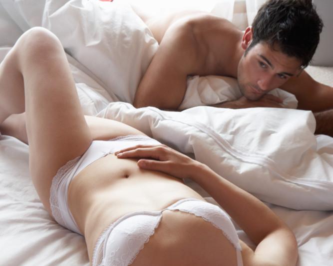 Is it good to masturbate before sex