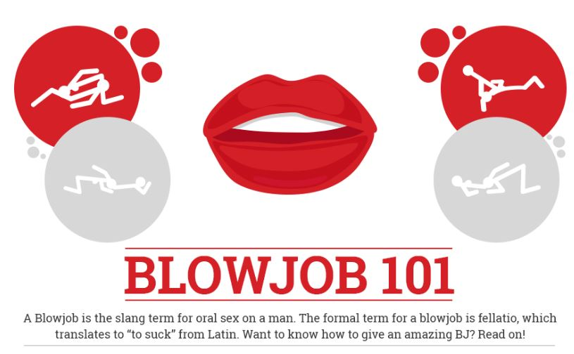 How to give an amazing blowjob